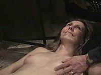 Ehefrau das Gesicht besamt - Geiles Abspritzen