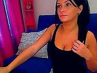 Sexy Amateurin mit geilen Titten und leckerer Muschi
